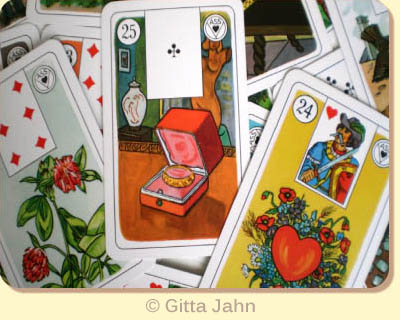 Lenormand mit copyright